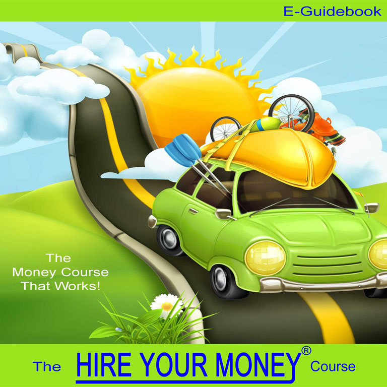 Hire Your Money® Course e-guidebook cover